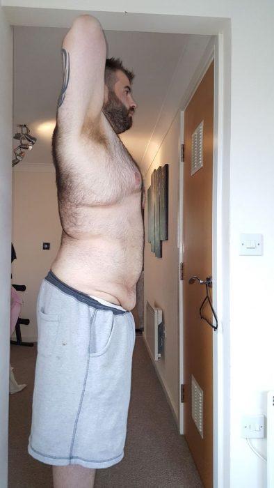 perdio 76 kilos