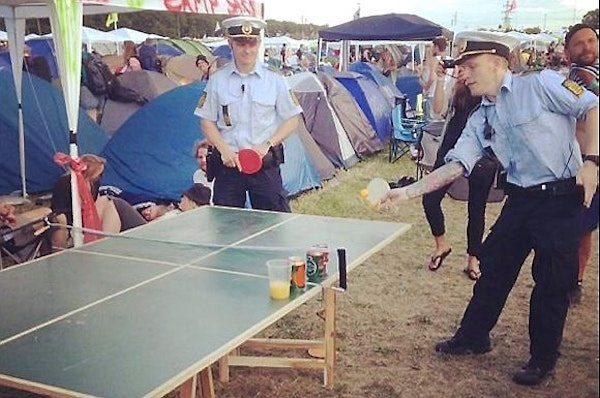Fotos de policías cool