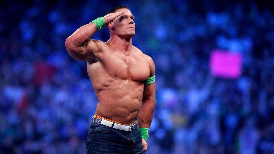 John Cena Lee Cartas De Agradecimiento Y Rompe En Llanto