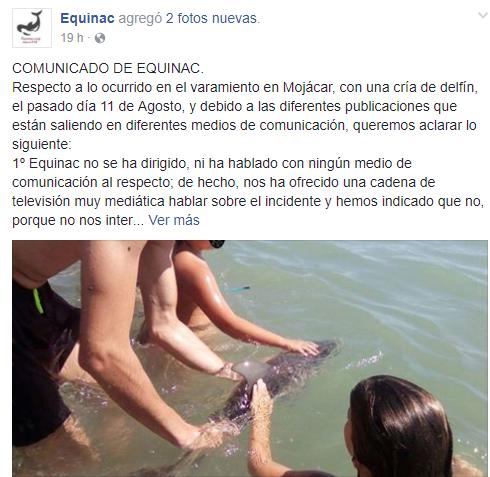 comunicado delfin