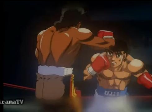 pelea anime