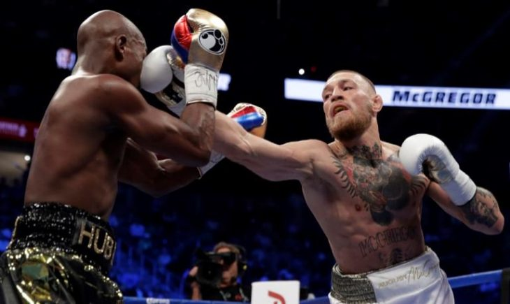fotos mcgregor