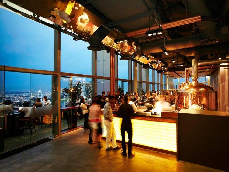 bar en singapore