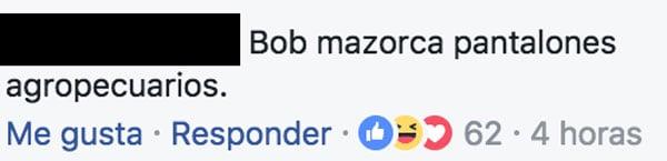 Bob Pariente Pantalones Arremangados