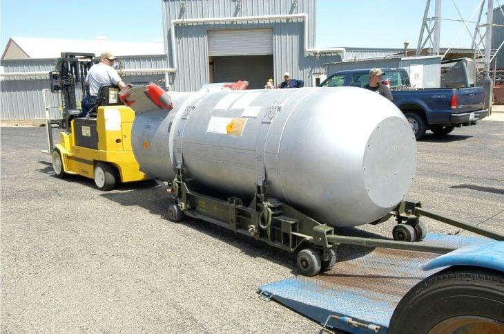 B53/MK-53 bomba nuclear