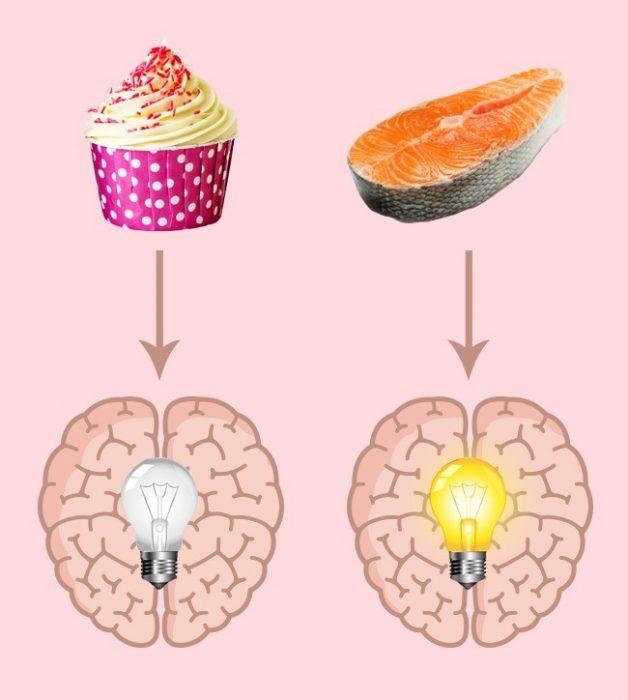 el azúcar destruye el cerebro