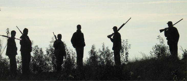 Grupo de cazadores