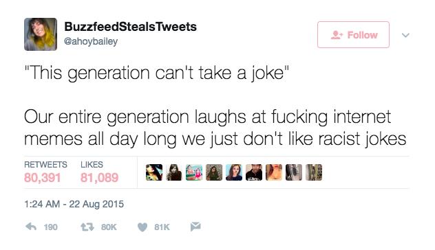 twits millennials