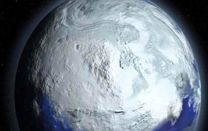Era del Hielo en la Tierra