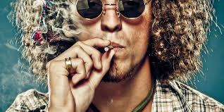 cannabis fumada