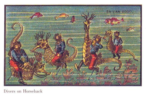 caballos de mar
