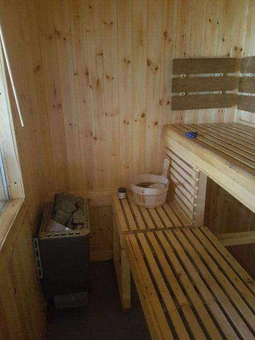 sauna albeca
