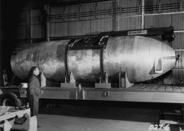 Mark 16 bomba nuclear