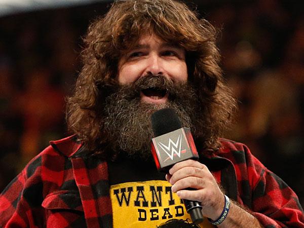 Luchador Mick Foley