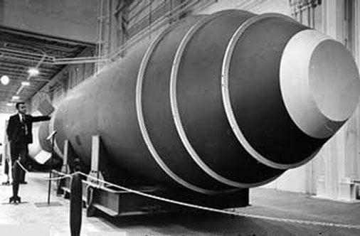 Mk 17 bomba nuclear