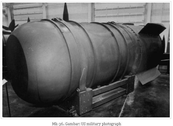 MK-36 bomba atómica