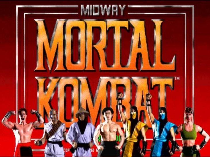 Portada Mortal Kombat