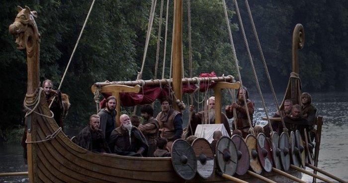 aalsa barco vikingo