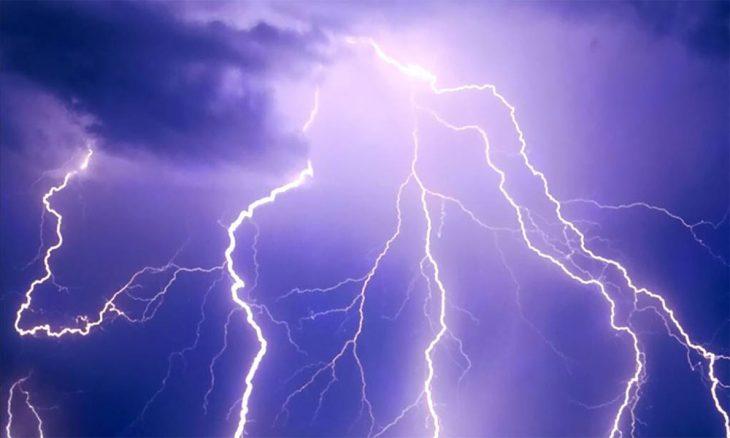 tormente eléctrica