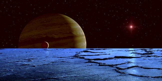 Europa luna júpiter