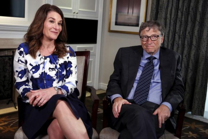 Bill y melina gates