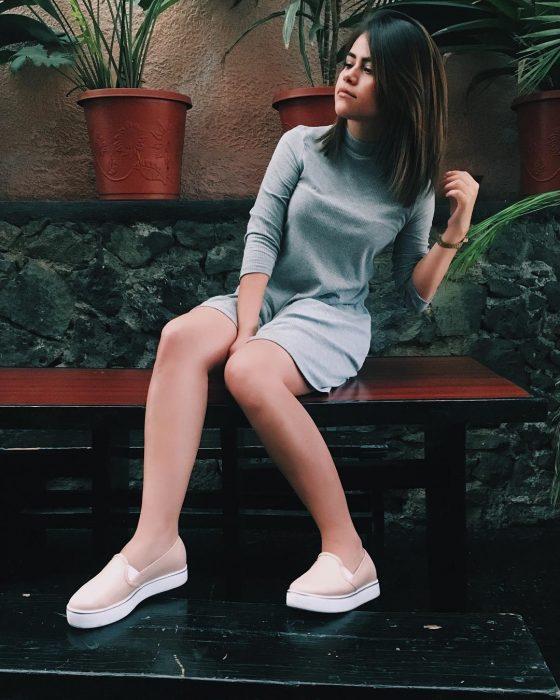 Sofía Solares doppelganger de Selena Gomez