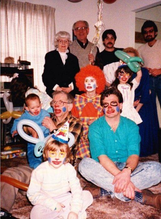 peores fotos familiares