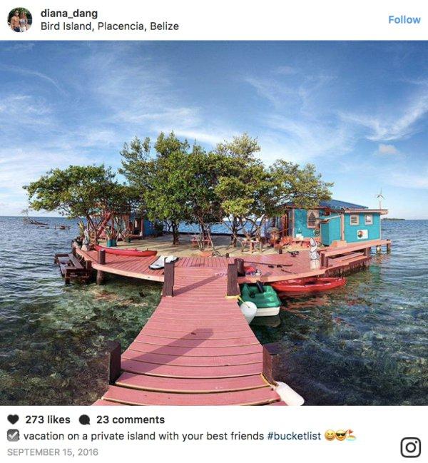 isla belice