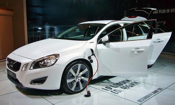 volvo autos eléctricos