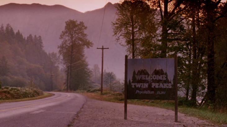 Intro de Twin Peaks