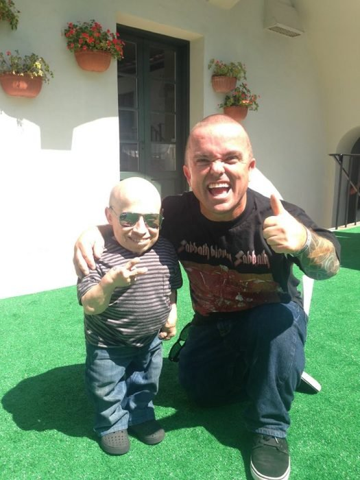 Batalla PS wee-man y mini-me