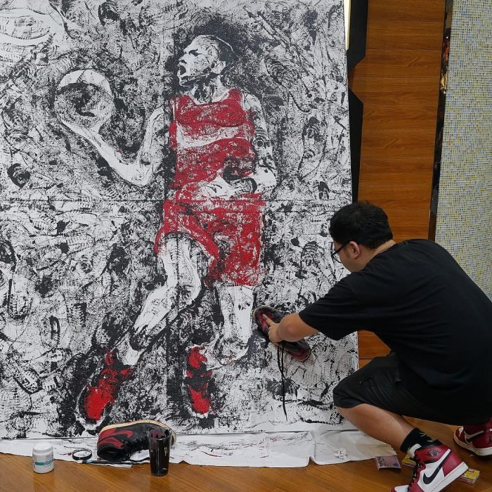Guo Cheng paint