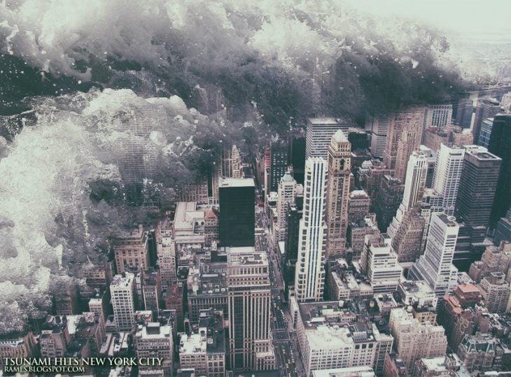 gran tsunami nueva york