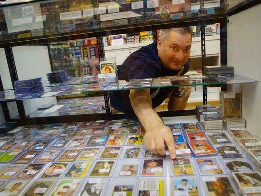 tarjetas colección