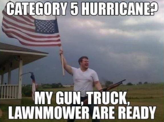 empujar al huracán