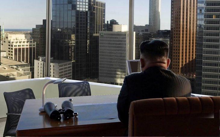 Kim Jong Un batalla PS