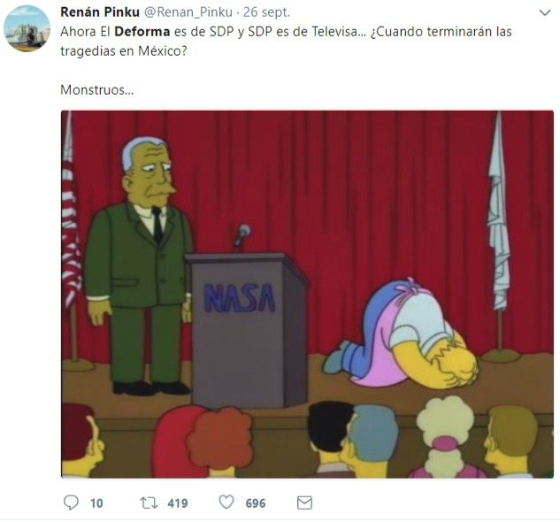 televisa deforma memes