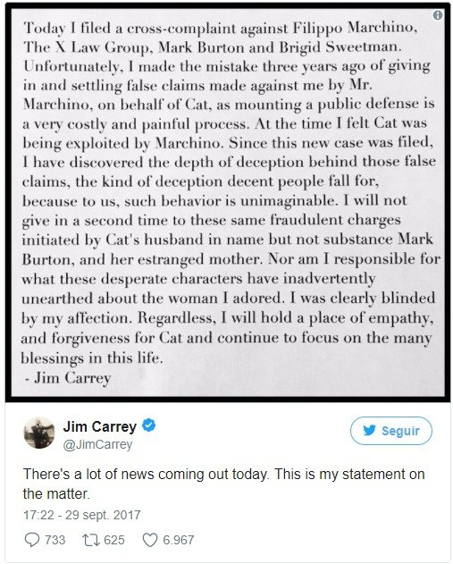 carta ex novia jim carrey
