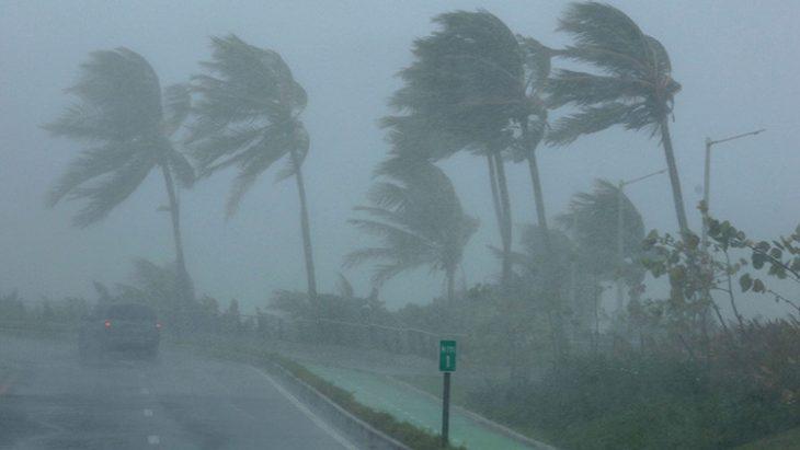 Huracán Irma destrosos