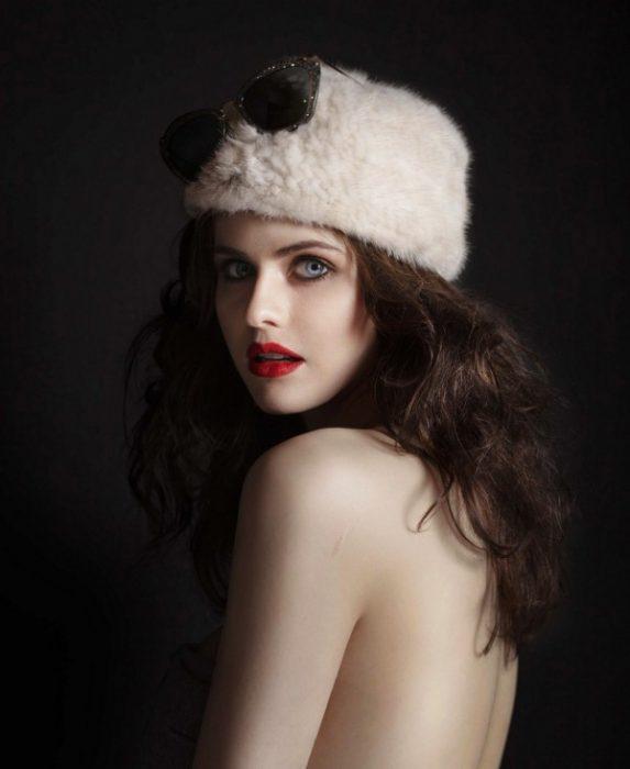 La espectacular Alexandra Daddario