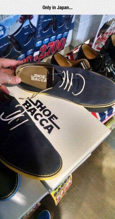 shoe bacca