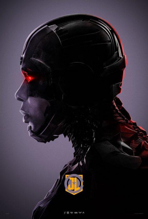 Cartel de Cyborg