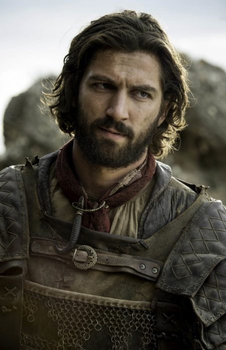 Daario Naharis en GOT