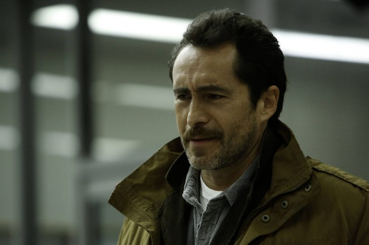 Demián Bichir en película