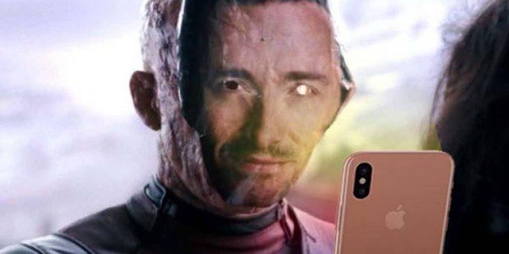 Iphone x memes faceid
