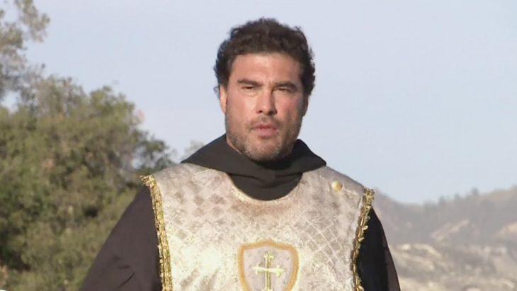 Eduardo Yáñez en película