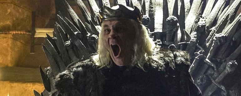 Irre König Got