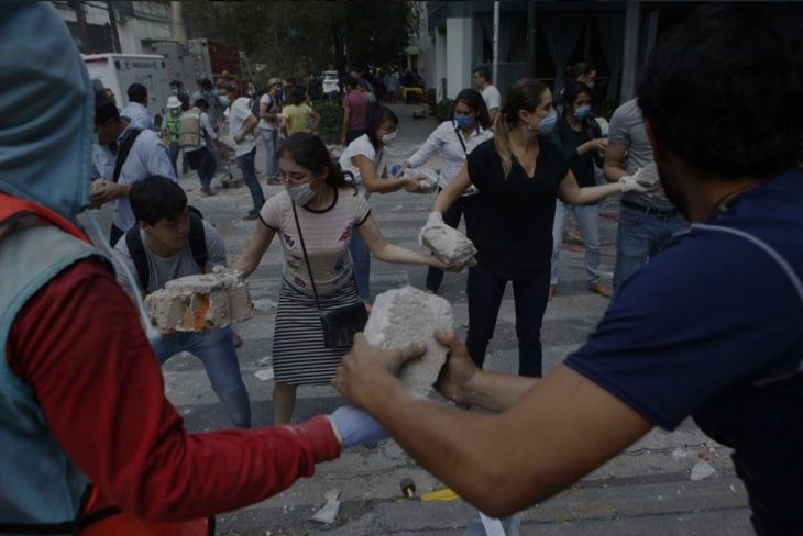 heroes tras sismo 1