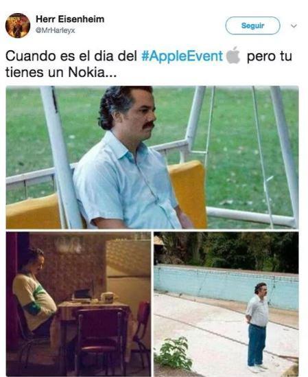 iphone x precio meme