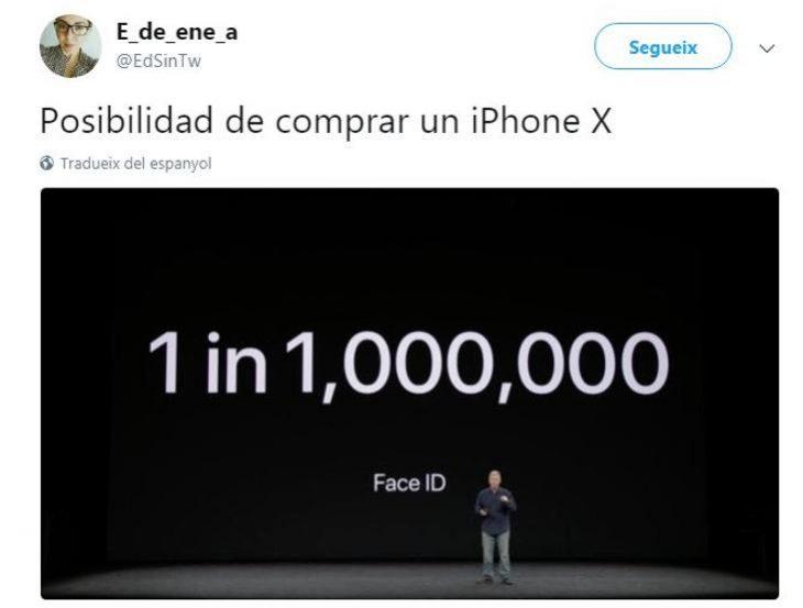 memes iphone x precio